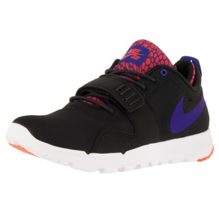 Nike Men's ACG Trainerendor Black/Blue Walking Training Shoes