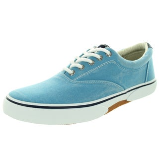 Sperry Top-Sider Men's Halyard LL CVO Blue Casual Shoes