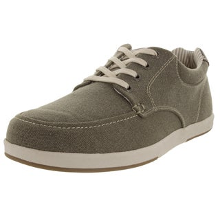 Sebago Men's Mason Lace Up Taupe Casual Shoe
