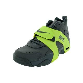 Nike Men's Air Veer Dark Grey/Dark Grey/Volt Training Shoe