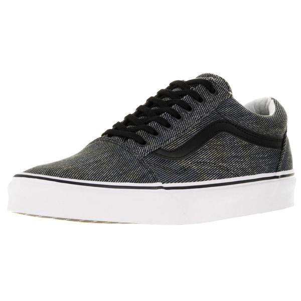 Vans Unisex Sneakers And Athletic Shoes (Acid Denim) Navy/Black
