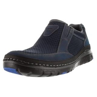 Rockport Men's Activflex Navy Mesh Loafers Slip-on Shoe