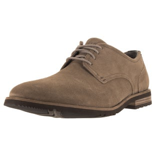 Rockport Men's Lh2 Plaintoe Oxford New Vicuna Casual Shoe