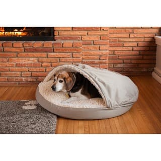 Snoozer Cozy Cave Pet Bed|https://ak1.ostkcdn.com/images/products/12115882/P18976410.jpg?impolicy=medium