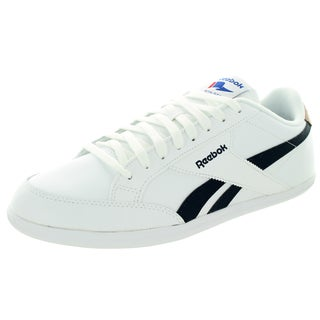 Reebok Men's Royal Transport White Synthetic Walking Shoes