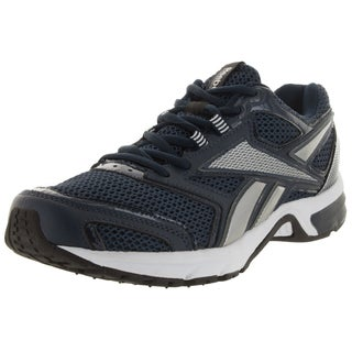 Reebok Men's Southrange Navy, Grey and White Synthetic Running Shoe (Size 9)