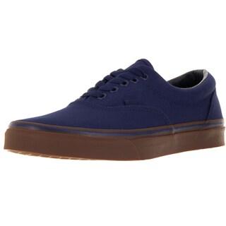 Vans Unisex Era Blueprint/Gum Canvas Skate Shoe (8.5)