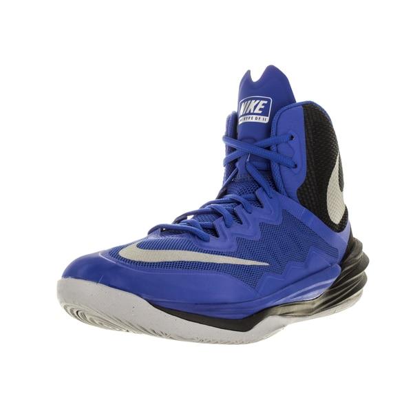 half off 36d2a c9af9 Shop Nike Men's Prime Hype Df II /Rflct Slvr/Black/Wlf ...
