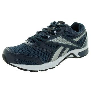 Reebok Men's Southrange Run L X Wide 4E Navy/Greyver/White Synthetic Running Shoe