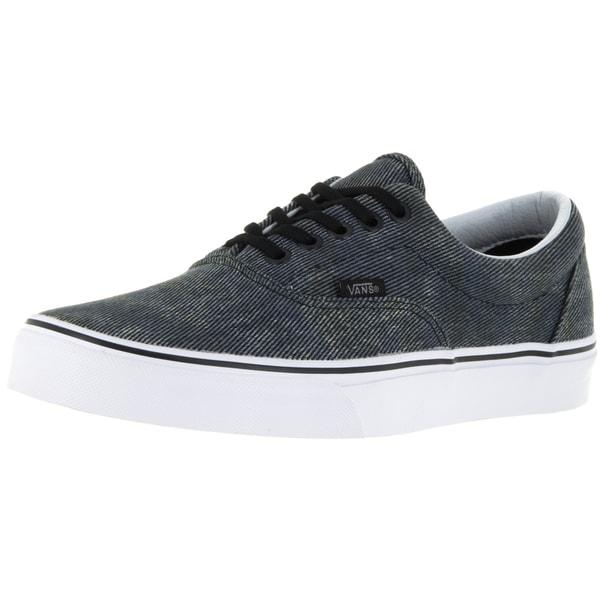 8c53f2585d Shop Vans Unisex Era Blue Denim Skate Shoes - Free Shipping Today ...
