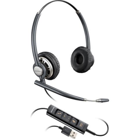 Plantronics Corded Headset with USB Connection