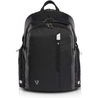 "V7 Elite CBPX1-9N Carrying Case (Backpack) for 16"" ... - Black"