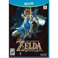 Legend of Zelda: Breath of the Wild - WiiU