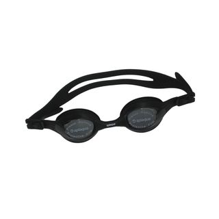 Splaqua Prescription Swim Goggles Black Strap Tinted Lens Anti Fog