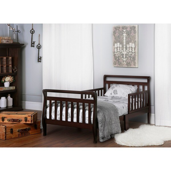 Shop Dream On Me, Sleigh Toddler Bed - Free Shipping Today ...