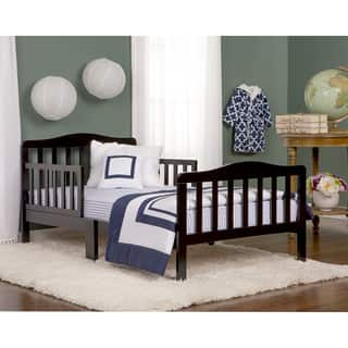 Dream On Me, Classic Design Toddler Bed|https://ak1.ostkcdn.com/images/products/12117774/P18977860.jpg?impolicy=medium