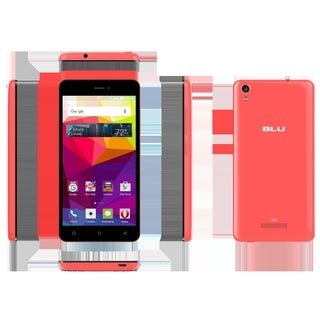 BLU Studio M HD S110U Unlocked GSM Phone - Pink
