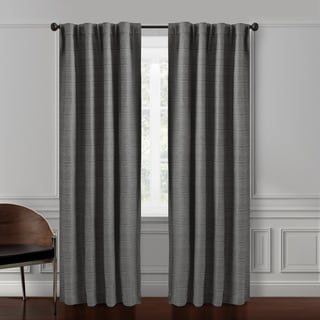 Croscill Bowery Back Tab Curtain Panel