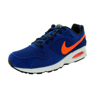 Nike Men's Air Max Coliseum Racer Gym Blue/Hyper Crimson/Obsdn Running Shoe 7.5 Men's Us