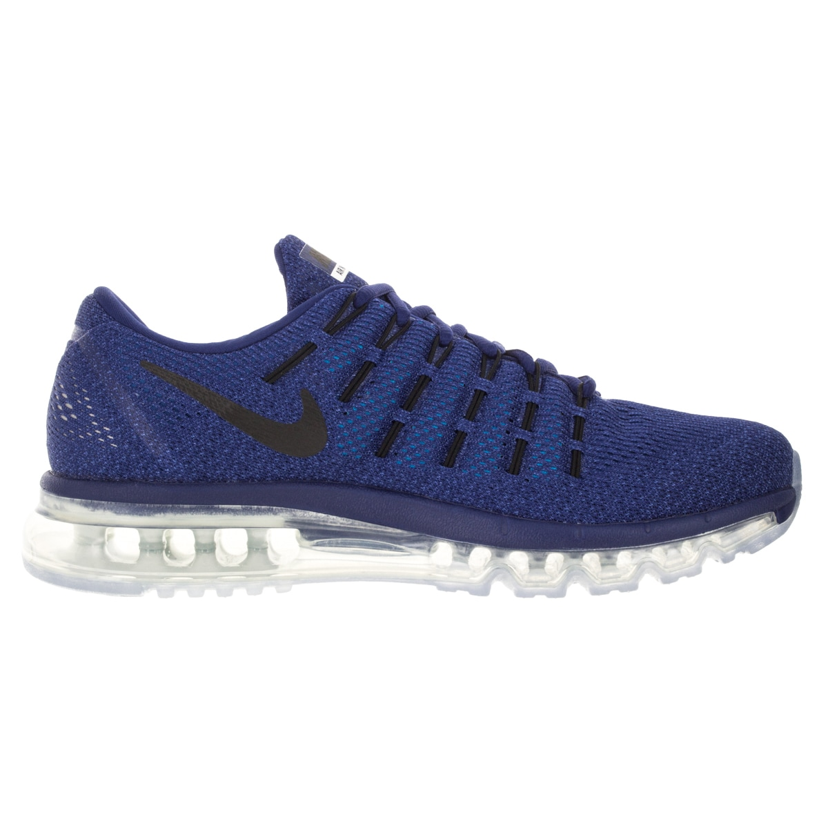 Nike Men's Air Max 2016 Royal BlueueBlack Running Shoe