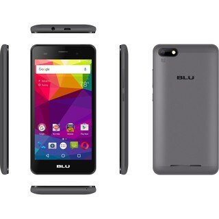 BLU Dash X2 D110U Unlocked GSM Phone