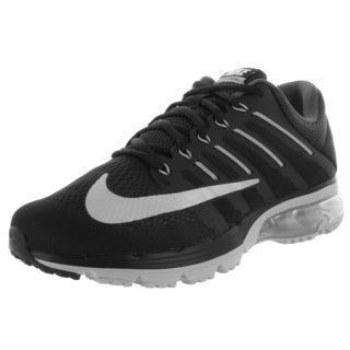 Nike Men's Air Max Excellerate 4 Black/White/Dark Grey Running Shoe