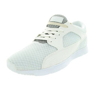 Ransom Men's Valley Lite White Croc/White Casual Shoe