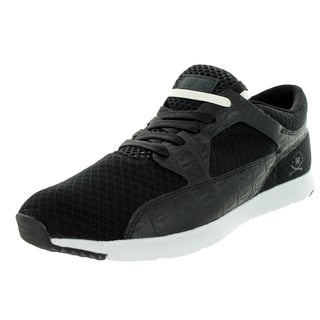 Ransom Men's Valley Lite Black Croc/White Casual Shoe