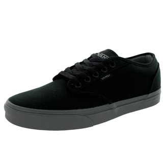 Vans Men's Atwood Check Liner Black/Grey Skate Shoe