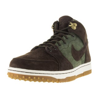 Nike Men's Dunk Cmft Wb Army Olive/Brq Brown/Gm Light B Casual Shoe