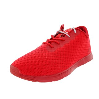Ransom Men's Field Lite Ruby Red/Ruby Red Casual Shoe