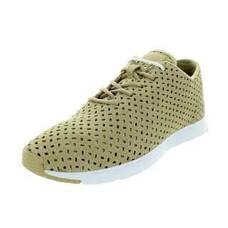 Ransom Men's Field Lite Tan Perf/White Casual Shoe