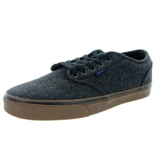 Vans Men's Atwood Textile/Gum Bk/Olympn Bl Skate Shoe