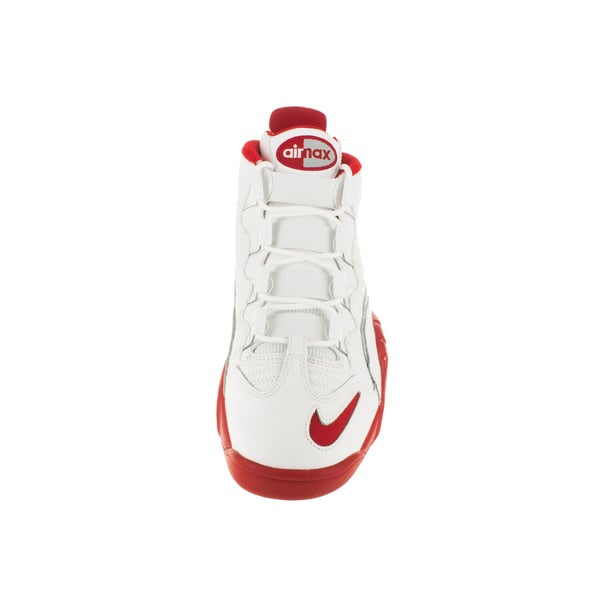 Shop Nike Men's Air Max Sensation Summit WhiteUniversity