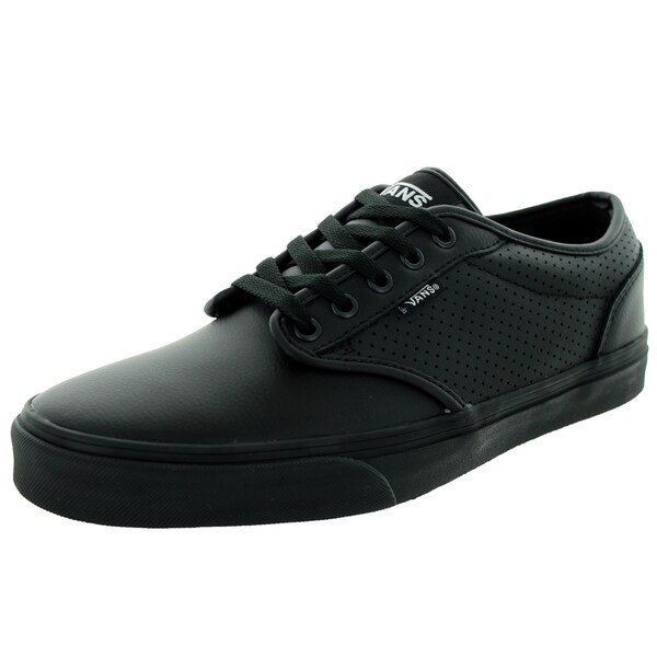 Vans Men's Atwood Perf Leather Black