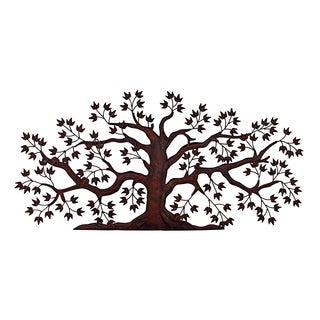 Brown Tree Wall Art