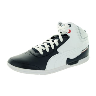 Puma Men's Bmw Ms Mch Mid Bmw Team Blue/White Casual Shoe