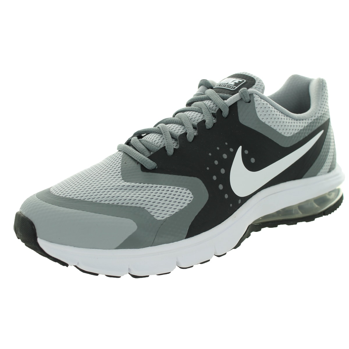 Nike Men's Air Max Premiere Run Wolf Grey/White/Grey/Anth...