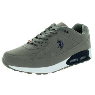 U.S. Polo Assn. Men's Ralston Grey Nb/Navy Casual Shoe