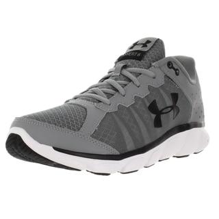 Under Armour Men's Micro G Assert 6 S/White/Black Running Shoe