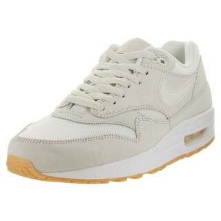 Nike Men's Air Max 1 Essential Phantom/Phantom/White Running Shoe