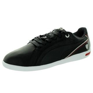 Puma Men's Primo Sf 10 Black/Black Casual Shoe