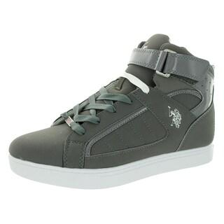 U.S. Polo Assn. Men's Reese Nb/White Casual Shoe