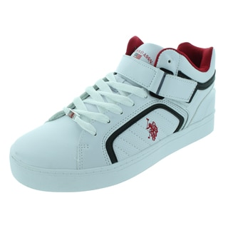 U.S. Polo Assn. Mohegan Casual Shoes White/Black/Red