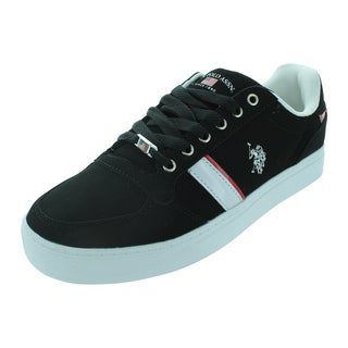 U.S. Polo Assn. Evan Casual Shoes Black/White/Red