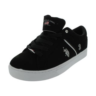 U.S. Polo Assn. Barcelona Casual Shoes Black/Charco/White