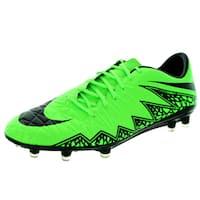 Nike Men's Hypervenom Phatal Ii Fg Green Strike/Black/Black Soccer Cleat