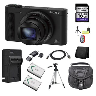 Sony Cyber-shot DSC-HX80 Bundle