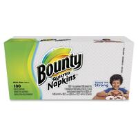 Bounty Everyday Napkins - White  (Comes in pack of 20)