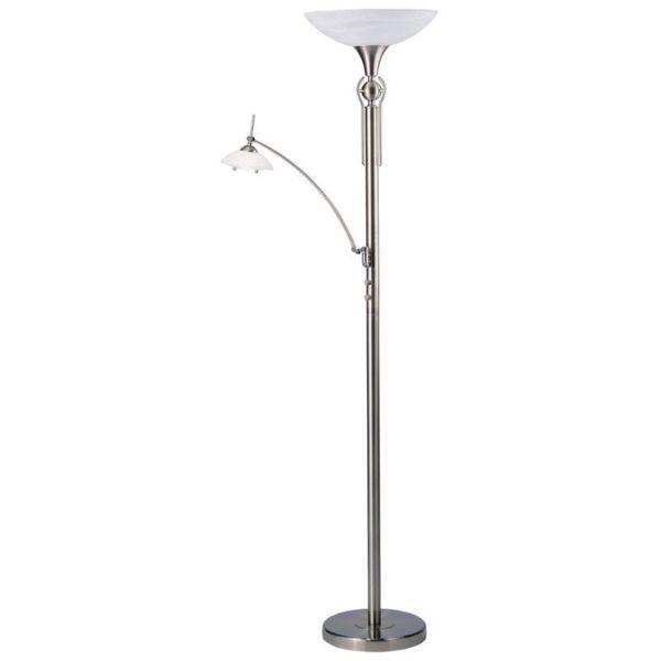 Fred 2-Light 71-inch Floor Lamp